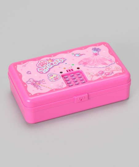 Pink Princess Digital Treasure Box