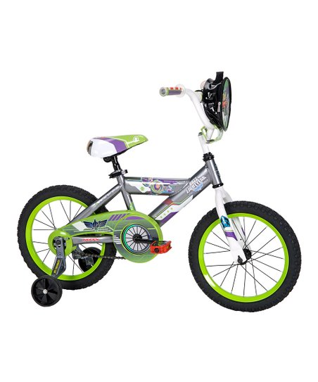 Huffy Gunmetal Gray Toy Story 16'' Bicycle