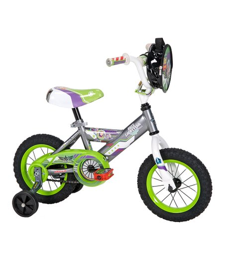 Spaceship Gray Toy Story Bicycle