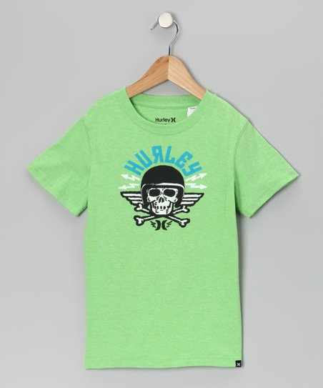 Green Death From Above Tee - Boys