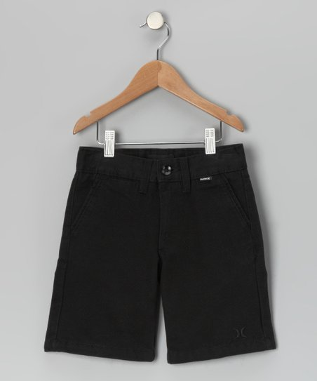 Black One & Only Shorts - Boys