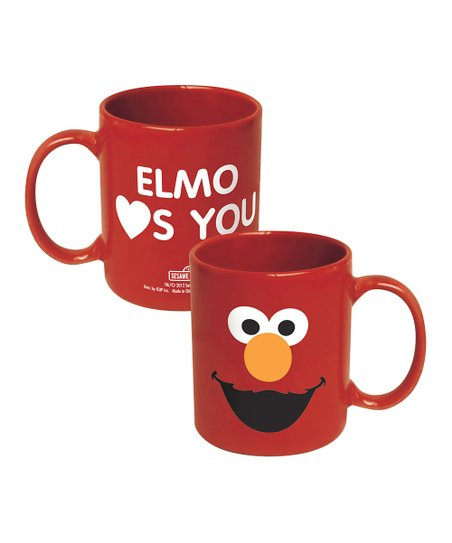 Elmo Mug