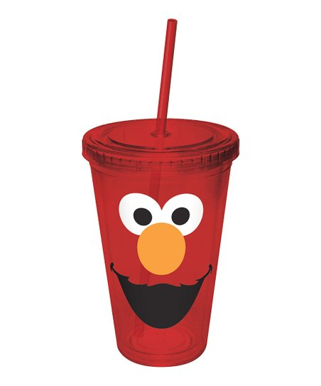 Elmo 16-Oz. Tumbler