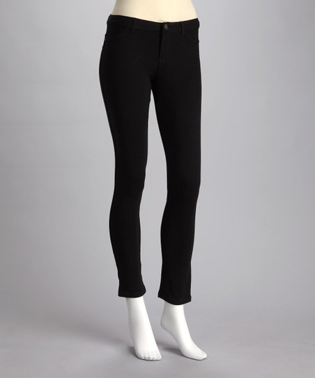 Black Molotone Pants