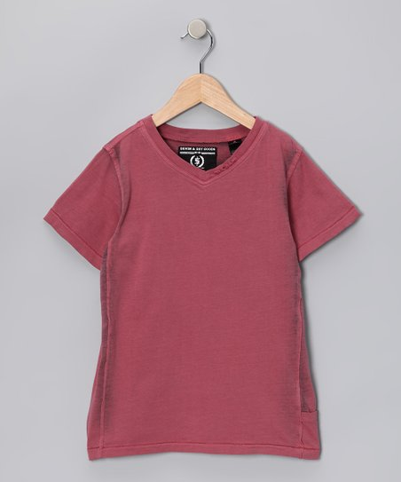 Red Yang Tee - Boys