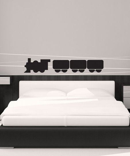Train Chalkboard Decal Set