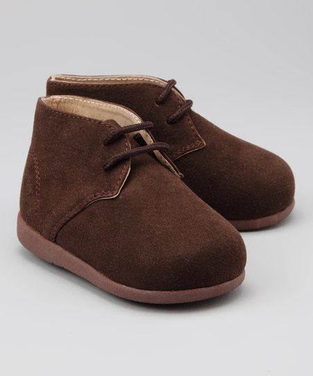 Dark Brown Jamie Squeaker Shoe