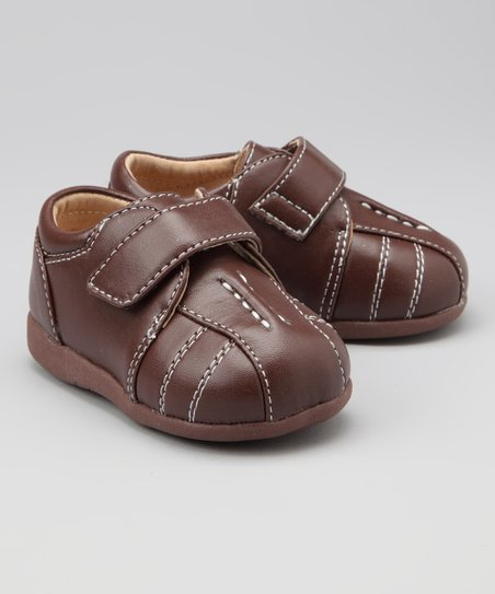 Brown Brandon Squeaker Shoe