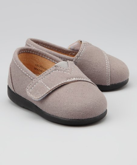 Gray Cool Squeaker Shoe