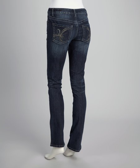 Blue Port Preston Mid-Rise Slim Jeans