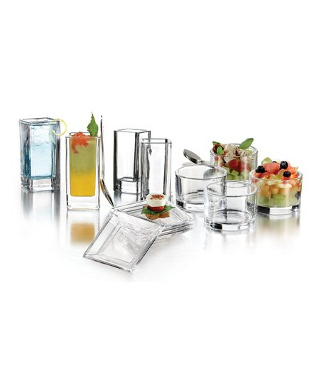 Lugano 25-Piece Mixed Taster Set