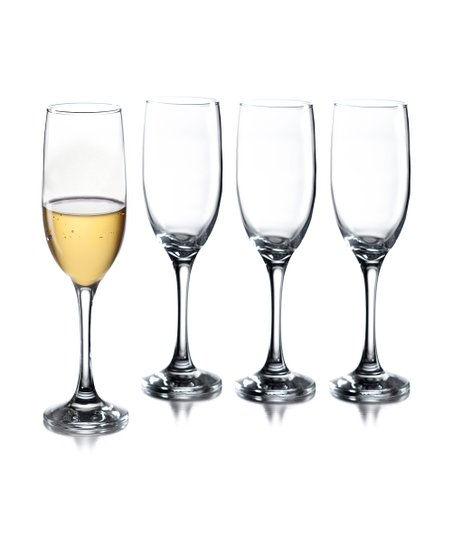 Alexander Valley Flute - Set of Four