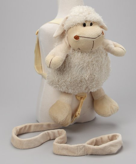White Sheep Backpack Harness