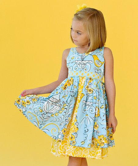 Poem Katy Dress - Toddler & Girls