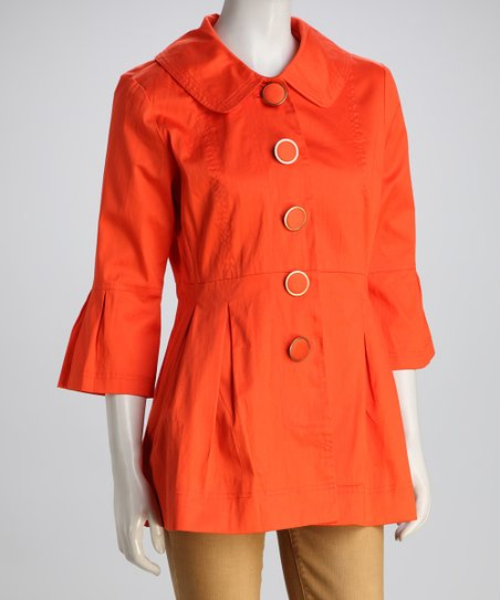 Guava Orange Jacket