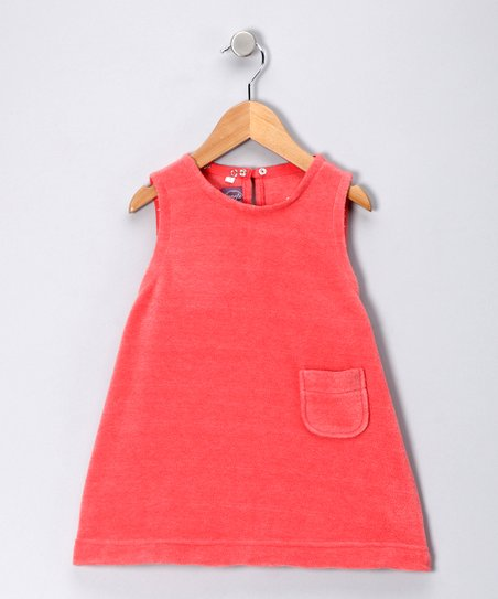 Coral Fleece Jumper - Toddler & Girls