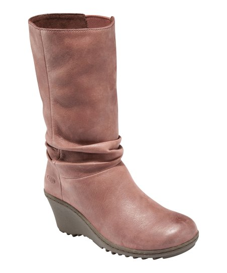 Miles Akita Mid Leather Boot - Women