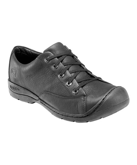 Black Bidwell Leather Sneaker - Men