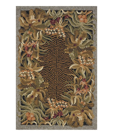 Colonial Jungle Rug