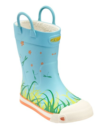 Grass Coronado Rain Boot - Kids