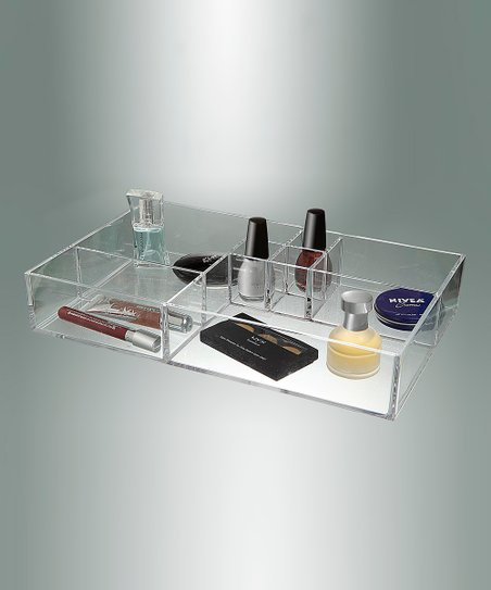 Clear Cosmetic Organizer