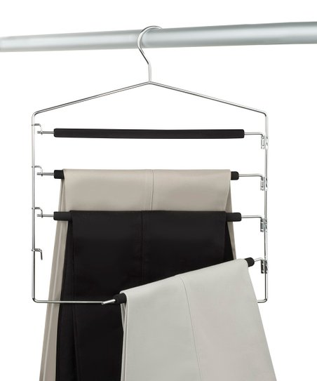 Four-Tier Swing-Arm Slack Rack - Set of Two