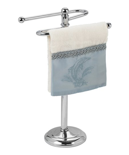 Chrome Hand Towel Holder