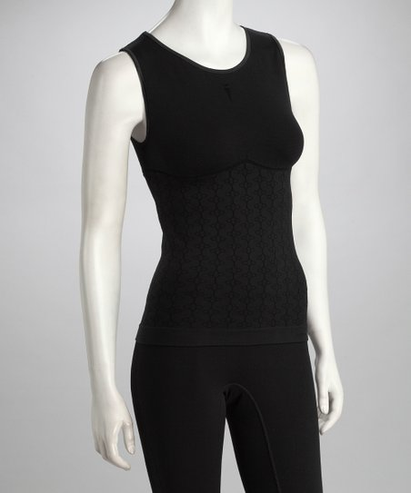Kerrits Black Slender Riding Tank - Women
