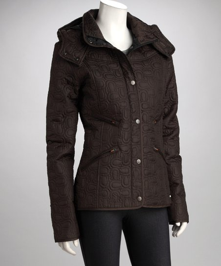 Kerrits Moka shoe-in Quilted Jacket - Women