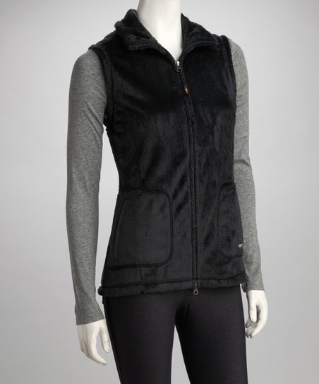 Kerrits Carbon Oh-So-Luxe Vest - Women