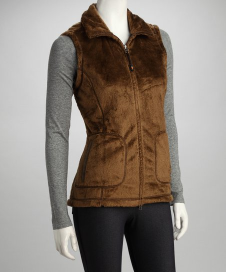 Kerrits Saddle Oh-So-Luxe Vest - Women
