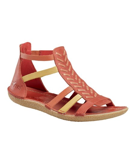 Red Papaye W2 Gladiator Sandal - Women