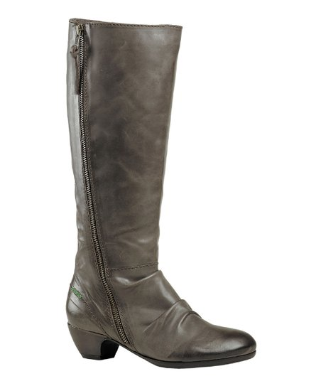 Dark Brown El Soho Boot - Women