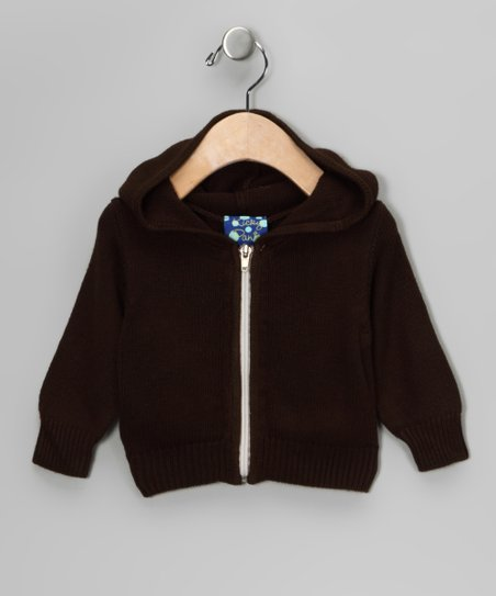 Bark Zip-Up Hoodie - Infant & Toddler