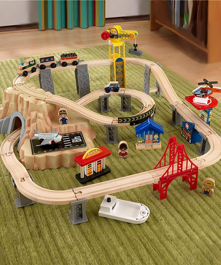 Train Play Set