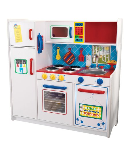 Personalized Let's Cook Kitchen
