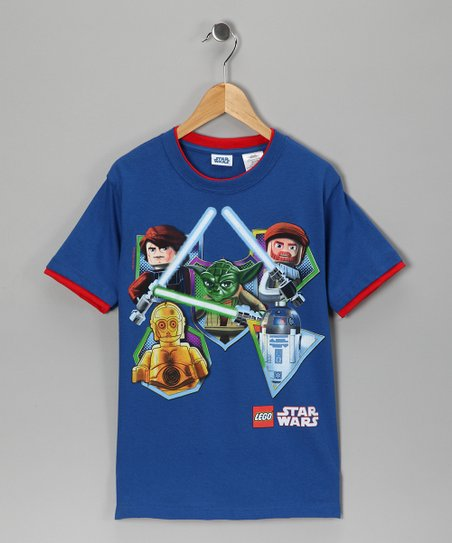 Star Wars LEGO Lightsaber Tee - Boys