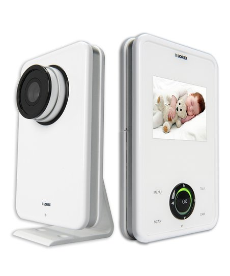 Live-View Wireless Baby Monitor