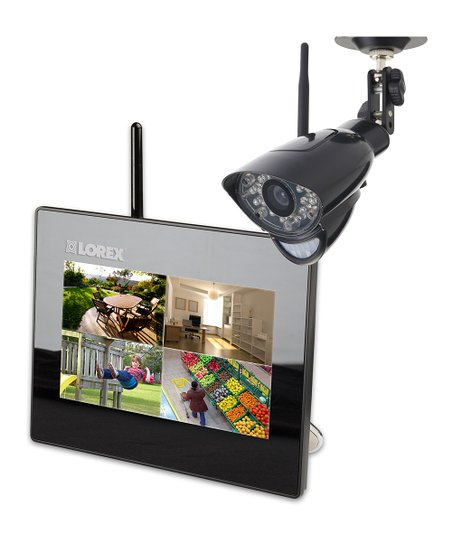 SD7 LCD Wireless Video Monitoring System
