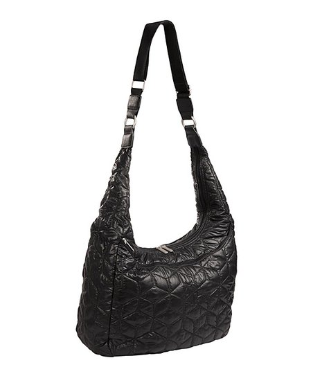 Black Glam Banana Diaper Bag