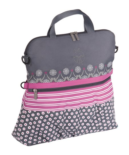 Multimix Ash Casual Buggy Diaper Bag