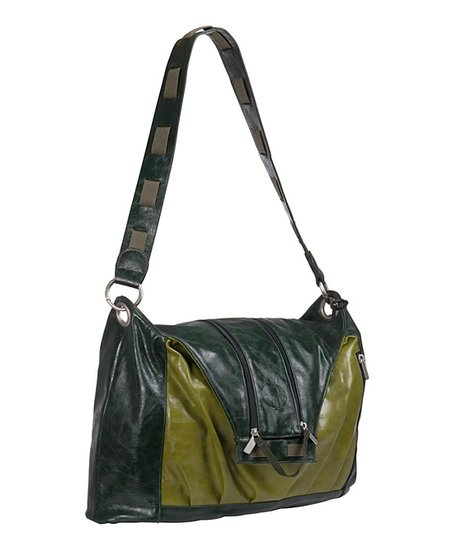 Green Tender V Diaper Bag
