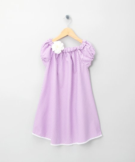 Lilac Angelic Dress - Infant, Toddler & Girls
