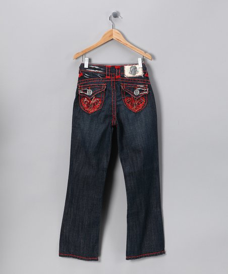 Red Stitch Redondo Beach Jeans - Boys