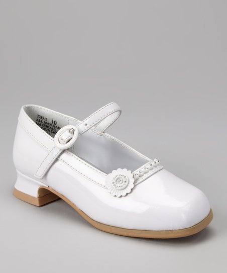 White Patent Mary Jane