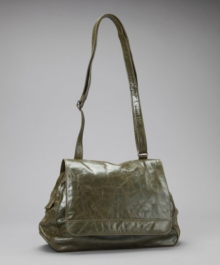 Leaf Janet Messenger Bag