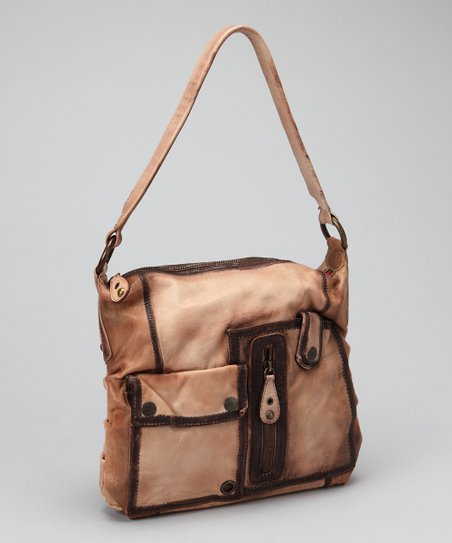 Brown Winnie Shoulder Bag