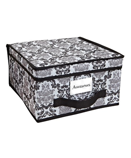 Delancy Medium Storage Box