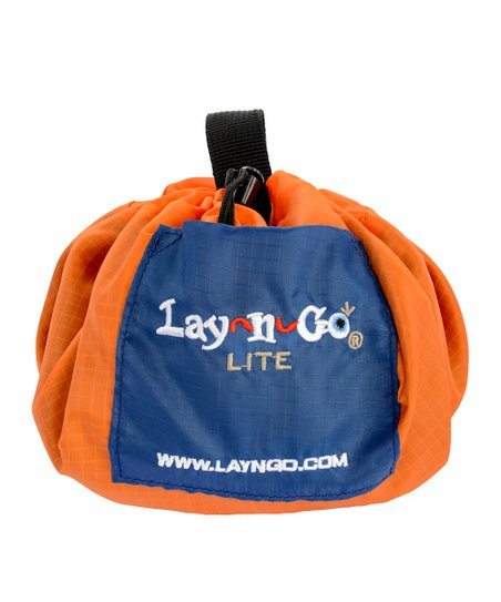 Orange & Blue Lay-n-Go Lite