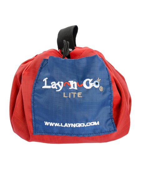 Red &amp; Blue Lay-n-Go Lite
